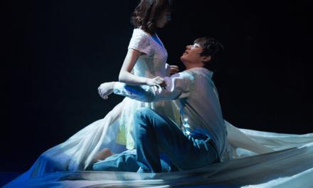 "Shuntaro Fujita Directs ""Danny and the Deep Blue Sea"" in Tokyo"