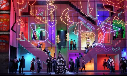 """Wagner's """"Forbidden Love"""" (""""Das Liebesverbot"""") at the Teatro Colón in Buenos Aires"""