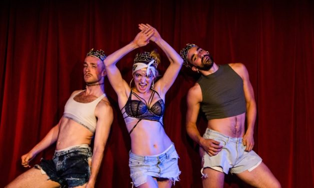 "Lucy McCormick's ""Triple Threat"" Is The Nativity Reimagined, With LGBT Club Culture, Vibrators, And Lady Gaga"