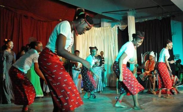 Out of Africa: Ancient Nigerian Tribal Culture Depicted Onstage