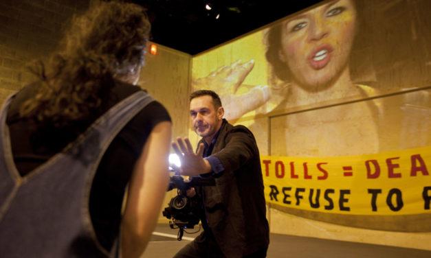 "Paul Mason's Revolutionary New Play, ""Why It's Kicking Off Everywhere"""