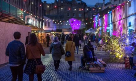 Hidden Door: The Festival Turning Edinburgh's Forgotten Spaces Into Creative Hubs