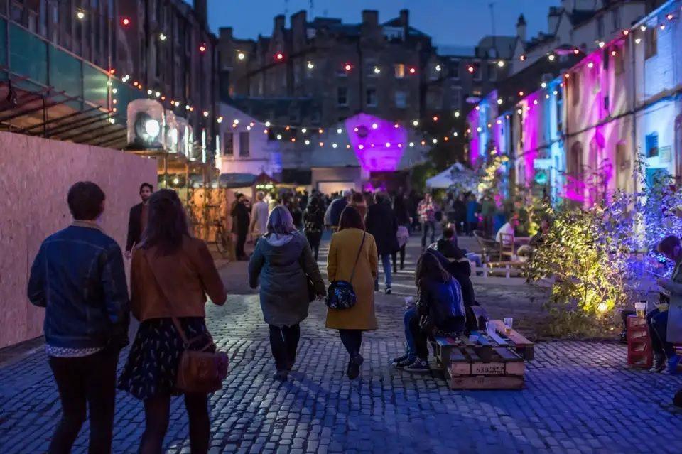 Hidden Door: The Festival Turning Edinburgh's Forgotten Spaces Into Creative Hubs