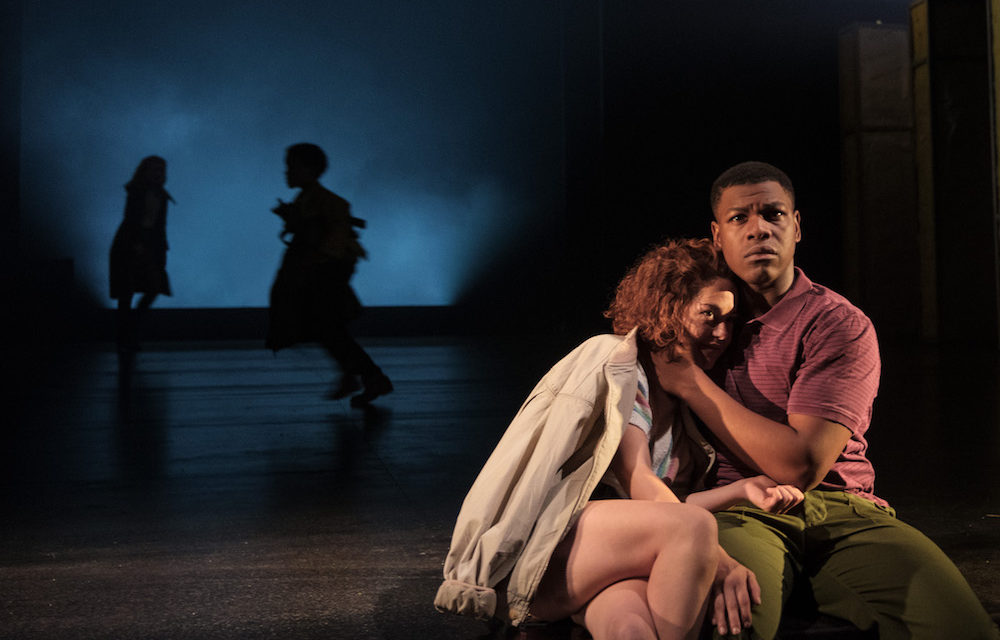 "New Adaptation of ""Woyzeck"" at Old Vic"