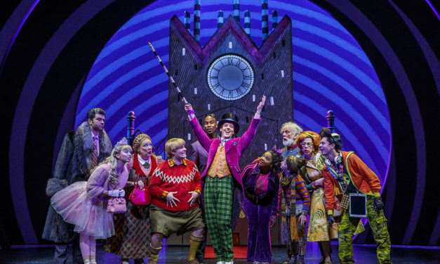 """Charlie and the Chocolate Factory"" on Broadway"