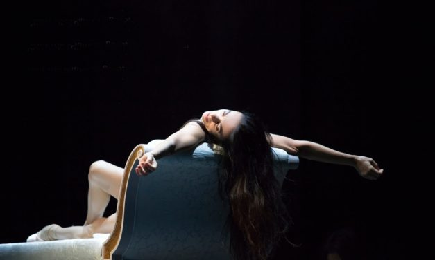 "Alessandra Ferri and the Ballet ""Duse"" by John Neumeier"