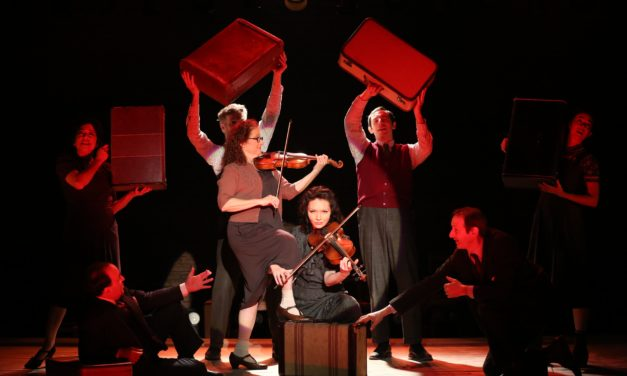 """Sensuality of Action"": Paula Vogel's ""Indecent"" on Broadway"