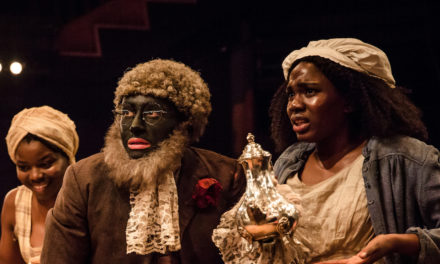 "Branden Jacobs-Jenkins's ""An Octoroon"" In London"