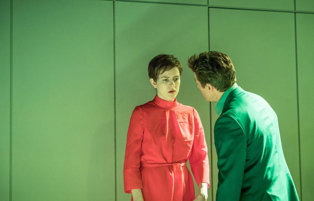 """Martin Crimp's """"The Treatment"""" at Almeida Theatre"""