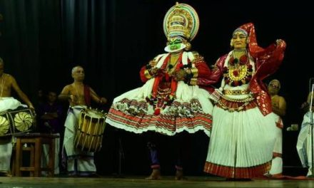 Celebrating the Evergreen Hero: Legendary Kathakali Artist Kalamandalam Gopi