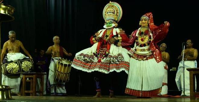 Celebrating the Evergreen Hero: Legendary Kathakali Artist Kalamandalam Gopi