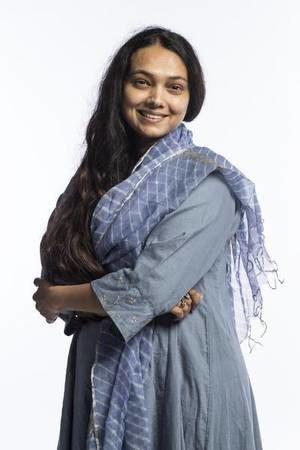Playwright Purva Naresh