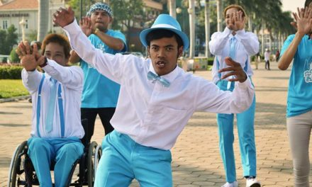 Art And Disabilities In Cambodia: The Story Of Epic Arts