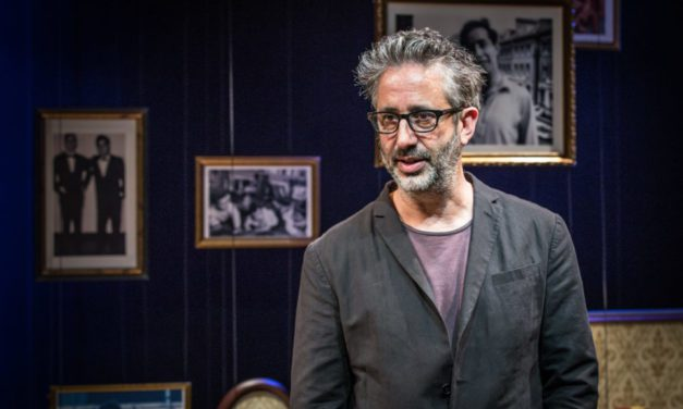 "David Baddiel's ""My Family: Not the Sitcom"""