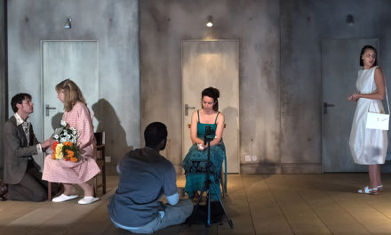 """Anatomy of a Suicide"" at The Royal Court Theatre"