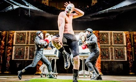 """Defying """"Romeo And Juliet"""" at The Shakespeare's Globe"""