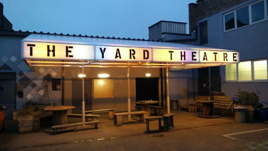 "Ponyboy Curtis' ""Vs"" at Yard Theatre"