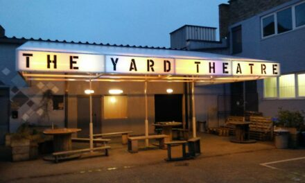 "Ponyboy Curtis' ""Vs"" at Yard Theatre"