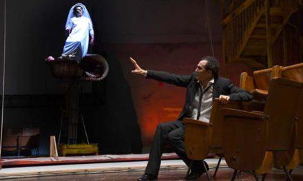 """Man / Woman / Monster: Franco Branciaroli Re-creates """"Medea"""""""