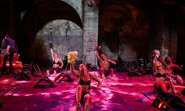 "Avignon Part 9: ""Kalakuta Republik"" – An Exploration of Music, Space and Movement Based on The Life of Fela Kuti"