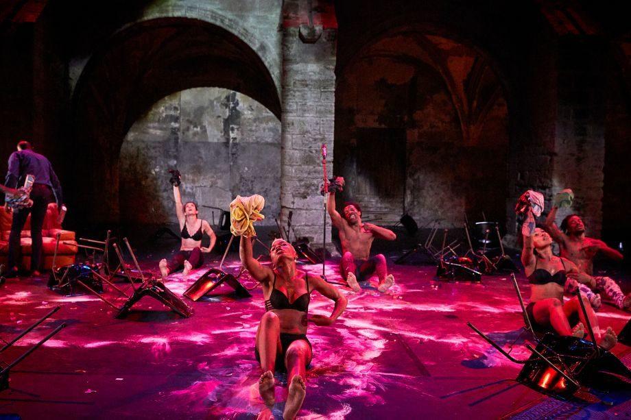"Avignon Part 9: ""Kalakuta Republik"" – An Exploration of Music, Space and Movement Based on The Life of Fela Kuti"