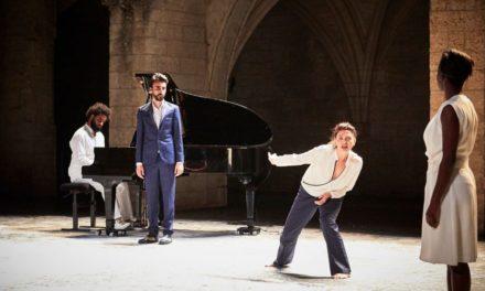 Avignon Part 10. Dance Poem by Radhouane El Meddeb
