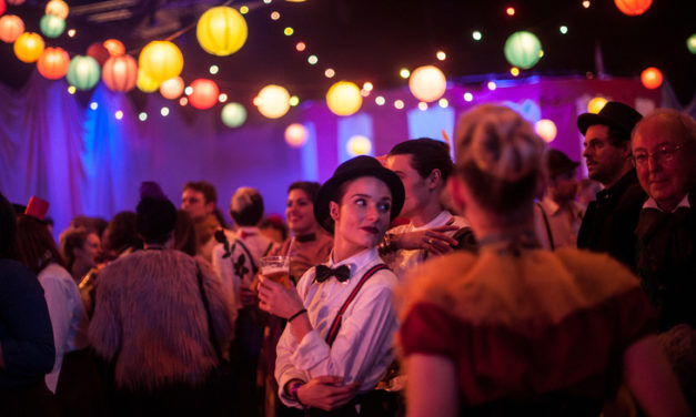 "Secret Cinema's ""Moulin Rouge"": The Bohemian Revolution in Immersive Format"