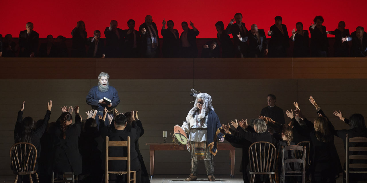"Part 1: Part Fantasy, Part Declaration of Sovereignty: A Review of the Canadian Opera Company's Production of ""Louis Riel"""