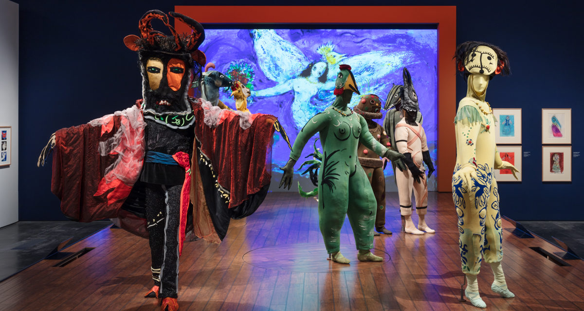 "LACMA's ""Chagall: Fantasies for the Stage"""