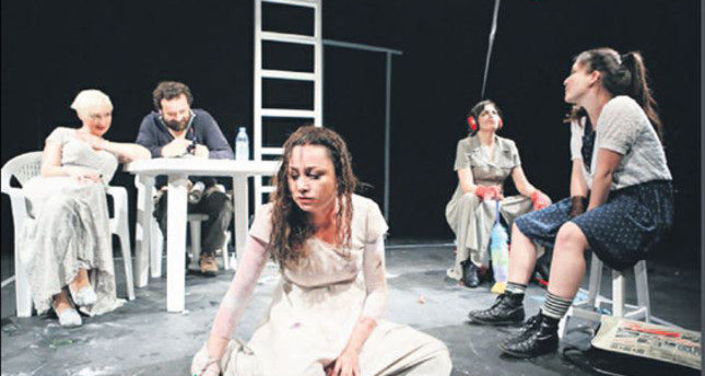 Berlin Turkish Theater Festival Kicks Off