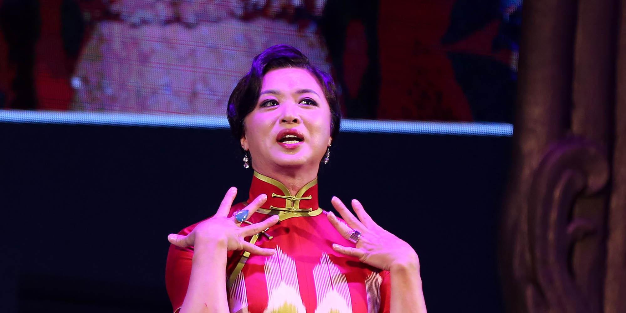 Jin Xing on Drama, Dance, Freedom