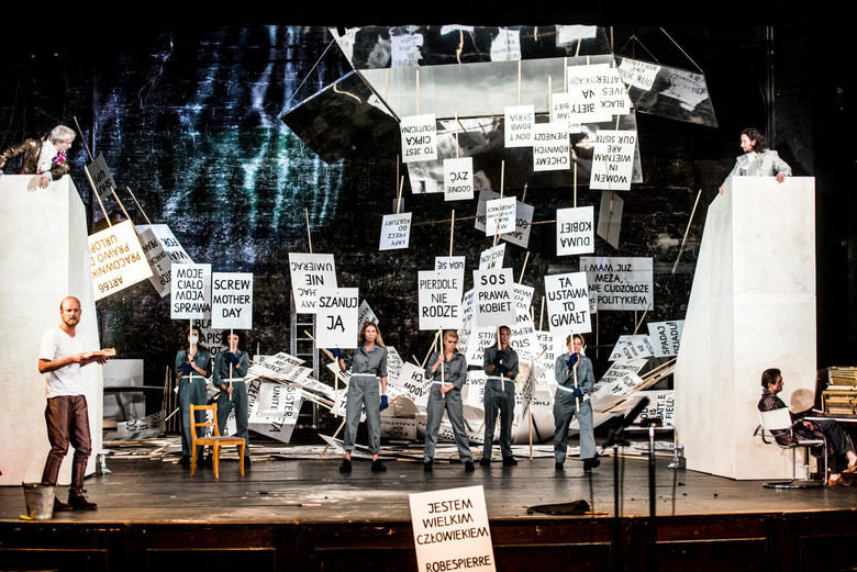 Don't You Have Other Problems to Worry About? Theatre and Politics in Poland