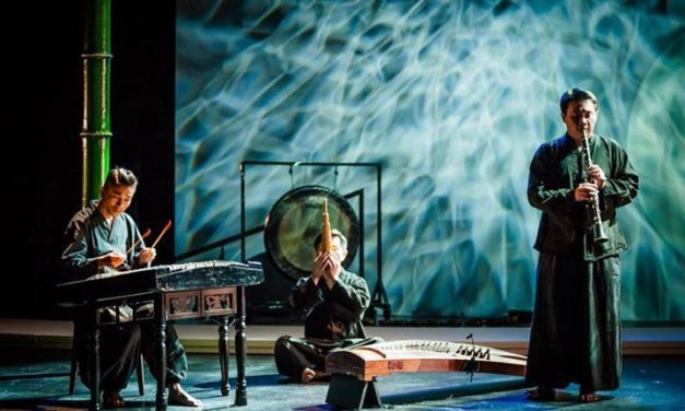 "Law Wing-fai's Atmospheric Music Theatre, ""Beyond the Senses,"" Staged in London"