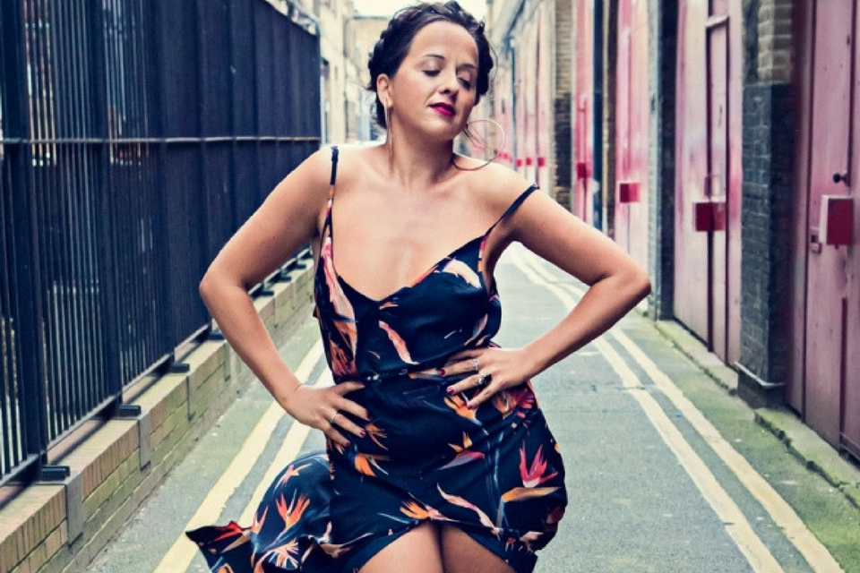 Luisa Omielan has been tipped for success |Photo Credits Dave Brown