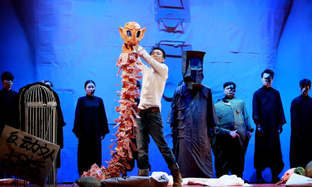 New Play on Lu Xun, China's Most Celebrated Modern Writer, Attracts Praise, Controversy