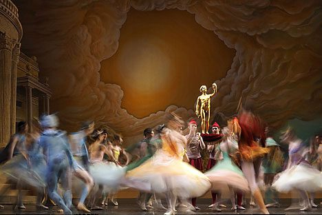 Cinema Screenings for Russia's Bolshoi Ballet