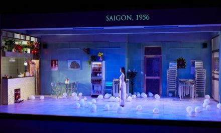 """Avignon: Symphonies of Pain Part 4 – Caroline Guiela Nguyen's """"Saigon"""""""