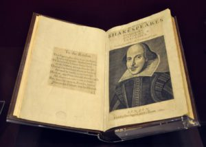 The recent discovery of a First Folio in St. Omer, France brings the total number of known copies to 233