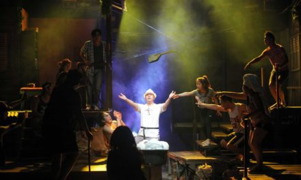 "Showcasing Filipino Pride in ""Rak of Aegis"" The Musical"