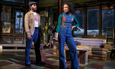"August Wilson's ""Jitney"" on Broadway"