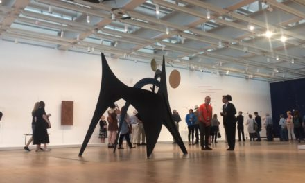 Hypermobility: Calder at the Whitney Museum