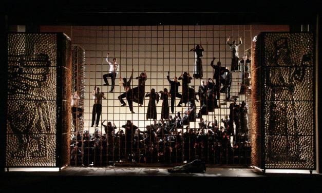Rio 2017 – Theatre Jeopardized