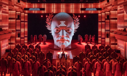 """Octavia. Trepanation"" – New Opera About Russian Revolution"