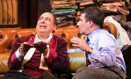 """The Producers"" Revival at Paper Mill Playhouse"