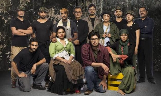 "Everybody Loves A Good War: Staging ""Mother Courage"" In India"