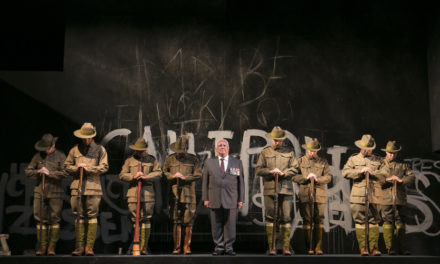 """""""Black Diggers"""" Memorializes Indigenous WWI Soldiers"""
