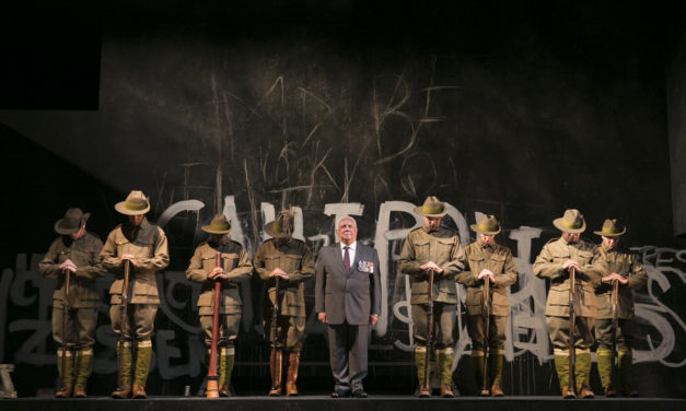 """Black Diggers"" Memorializes Indigenous WWI Soldiers"