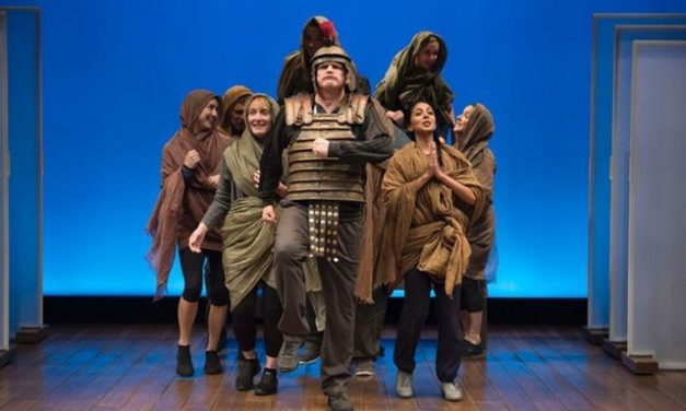 "The Shaw Festival Delivers a Riotous ""Androcles and the Lion"""