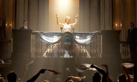 "High Flying, Adored? When ""Evita"" Gets Whitewashed"