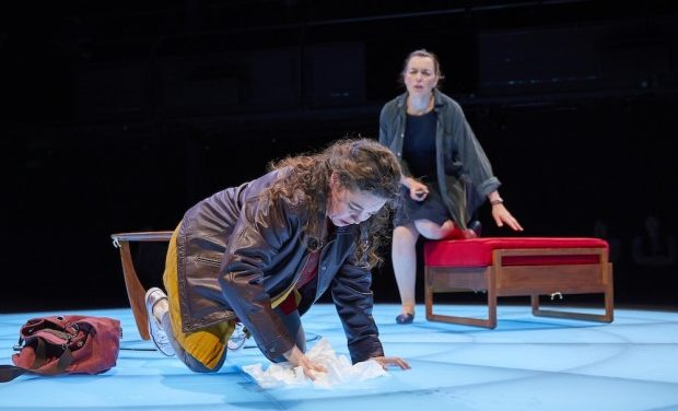 "Lucy Kirkwood's New Drama, ""Mosquitoes"" at the National Theatre"